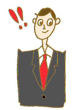 コラム「男の顔ネクタイ」 まえがき